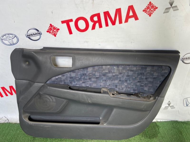 Обшивка дверей Toyota Carina AT211 передняя правая