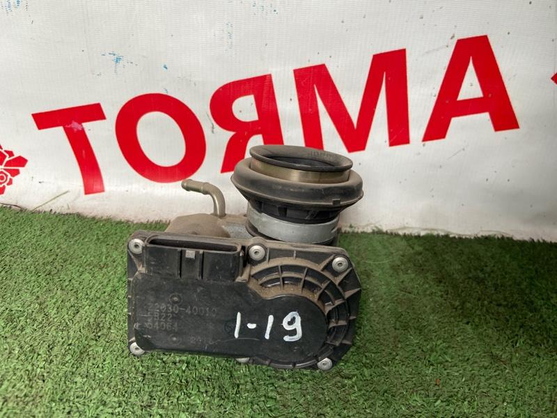 Дроссельная заслонка Toyota Vitz KSP130 1KR