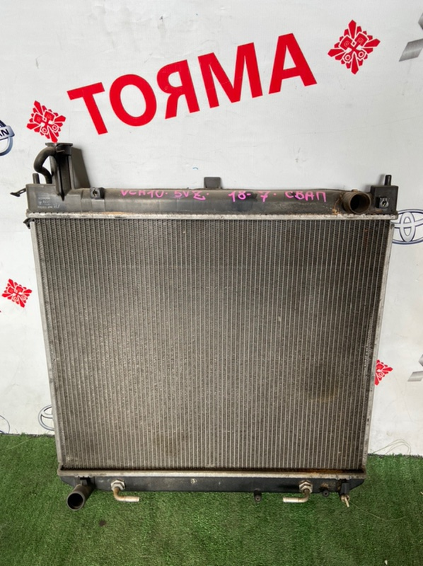 Радиатор основной Toyota Grand Hiace VCH10W 5VZ-FE