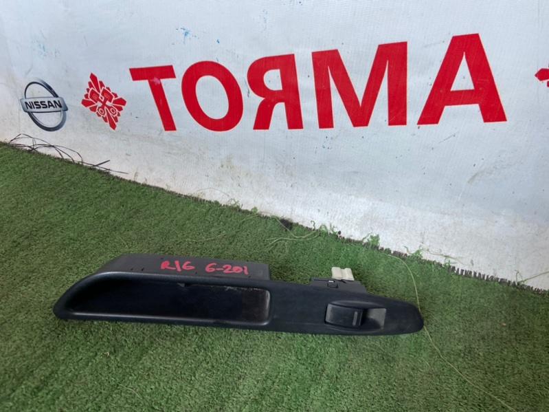 Ручка двери Subaru Forester SG5 EJ205 2005 задняя правая