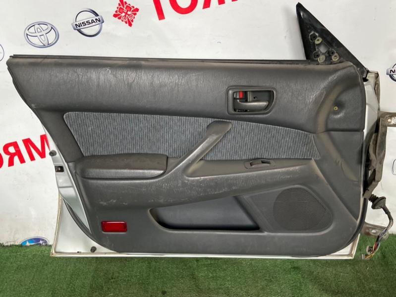 Обшивка дверей Toyota Vista CV40 передняя левая