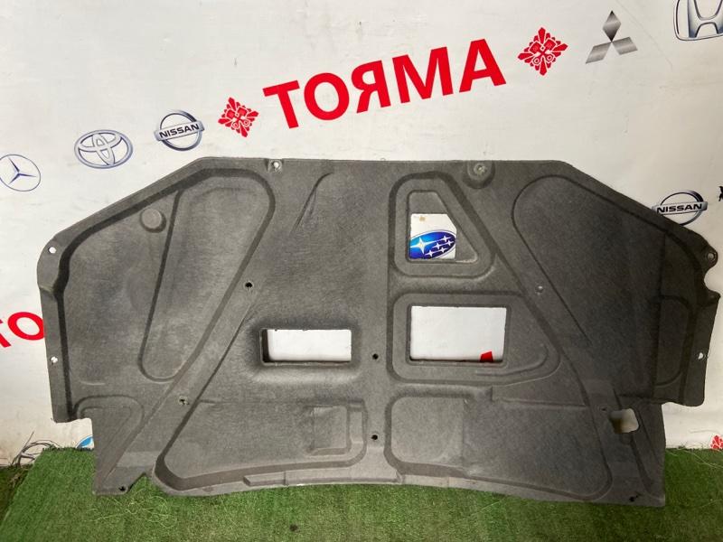 Обшивка капота Mazda Familia BJ3P