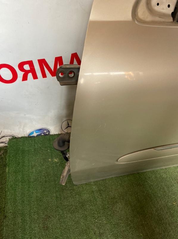 Петля двери Nissan Bluebird Sylphy QNG10 QG18 2002 передняя левая