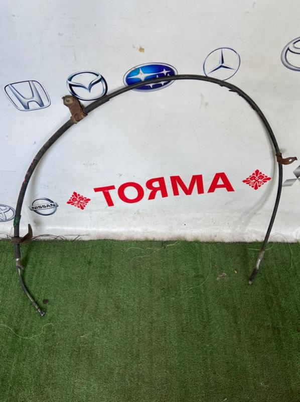 Тросик ручника Toyota Will Vs ZZE129 левый