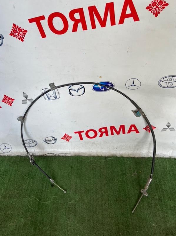 Тросик ручника Toyota Camry ACV40 2AZ 2006 левый