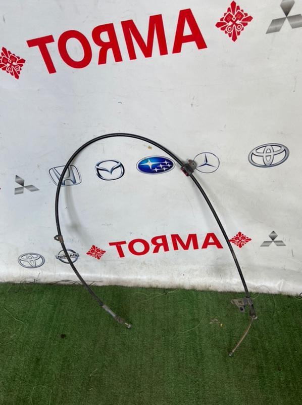 Тросик ручника Toyota Allex DE120 левый