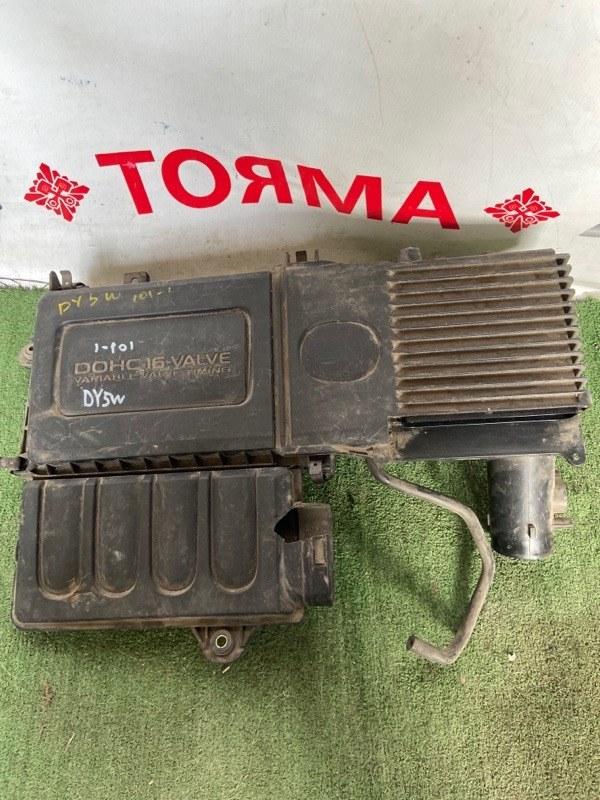 Корпус воздушного фильтра Mazda Demio DE3AS ZJ-VE
