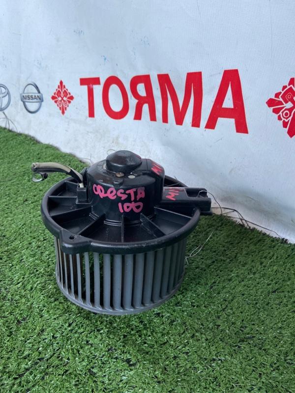 Мотор печки Toyota Cresta JZX100