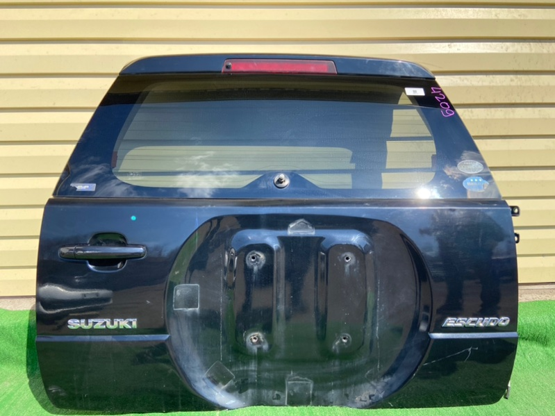 Дверь 5-я Suzuki Grand Vitara TD54W