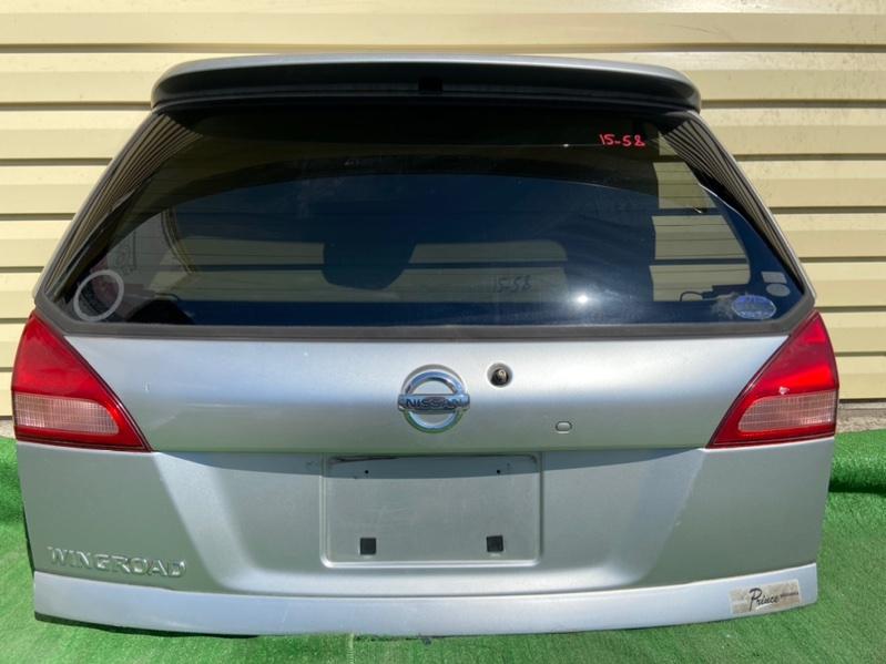 Дверь 5-я Nissan Wingroad VENY11