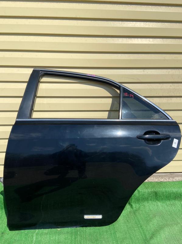 Дверь Toyota Camry ACV40 задняя левая