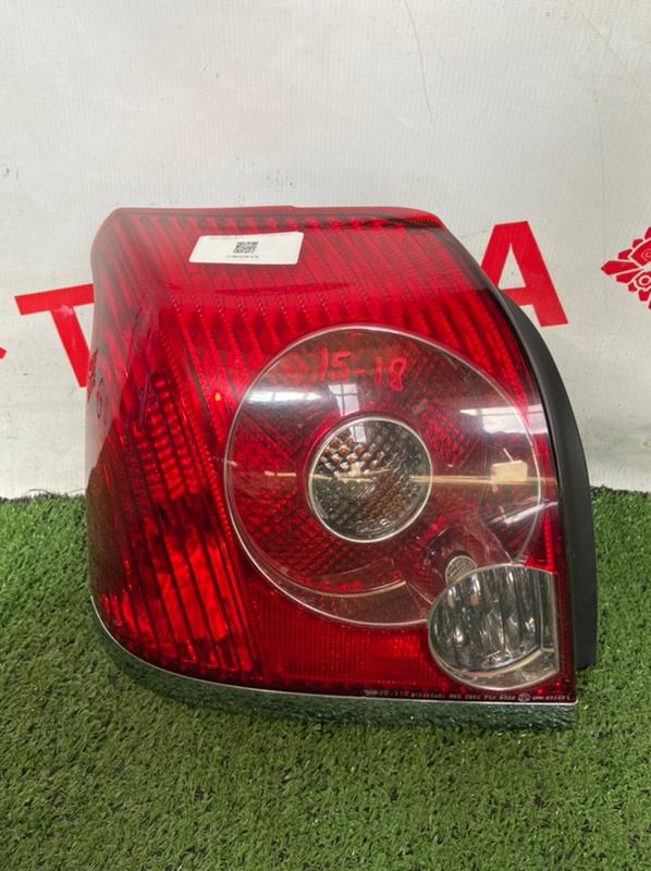 Фонарь Toyota Avensis ADT250 левый
