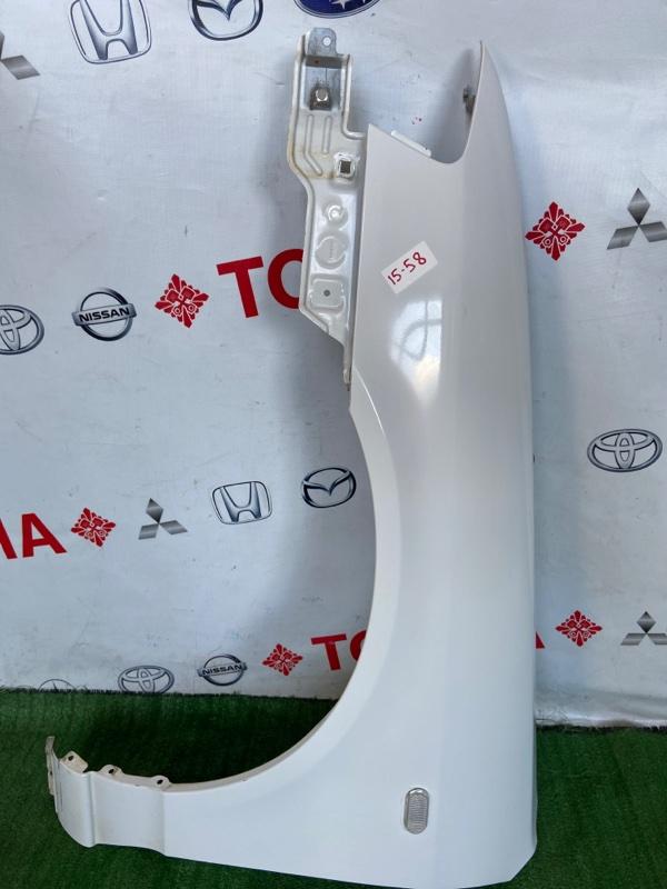 Крыло Nissan Wingroad VENY11 переднее левое