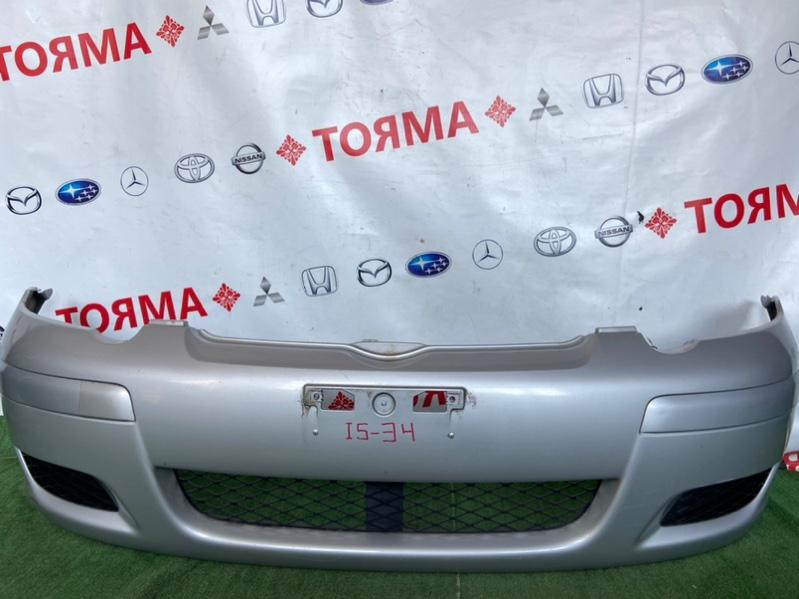 Бампер Toyota Vitz NCP10 передний