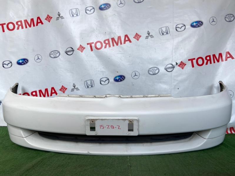 Бампер Toyota Platz NCP12 передний