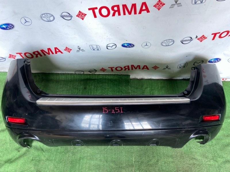 Бампер Nissan Murano Z51 задний