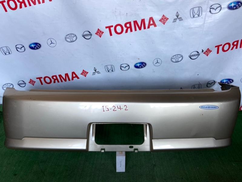 Бампер Toyota Opa ACT10 задний