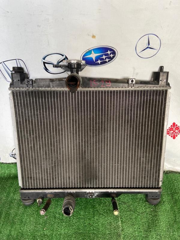 Радиатор основной Toyota Platz SCP10 1SZ
