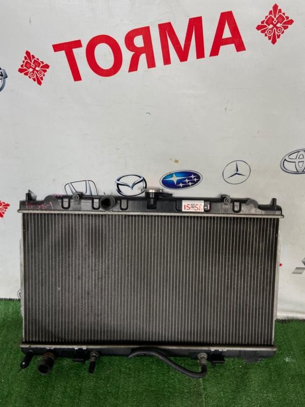 Радиатор основной Nissan Ad B15 QG13-DE