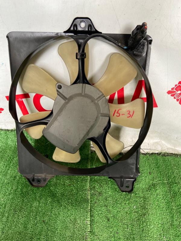 Диффузор радиатора Toyota Corolla Ii EL51 4EFE