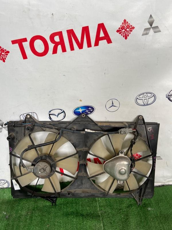 Диффузор радиатора Toyota Camry ACV30