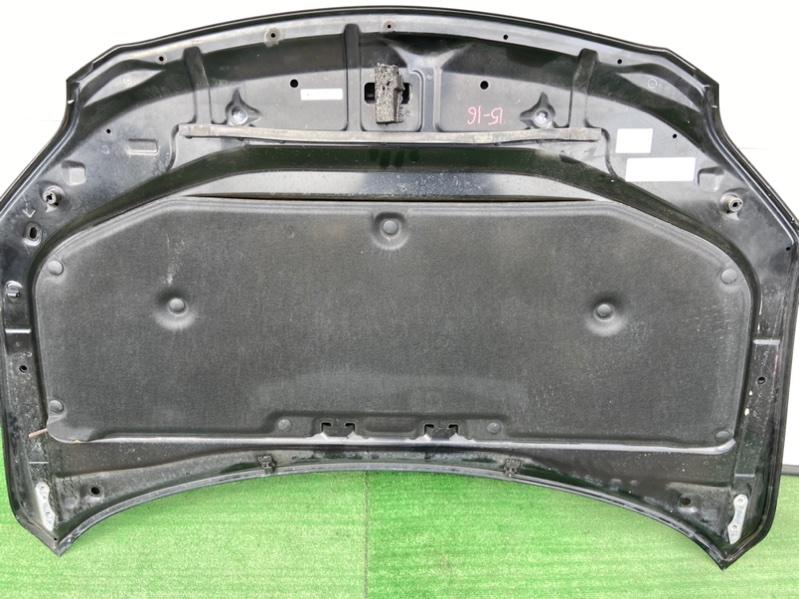 Обшивка капота Toyota Corolla NZE141