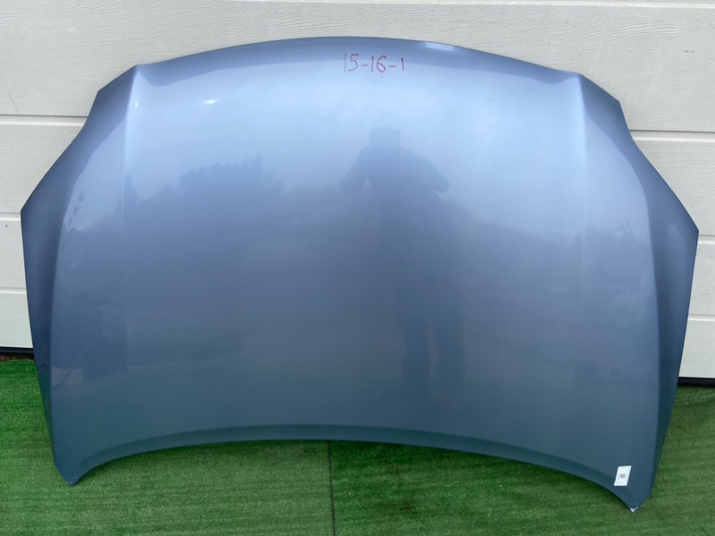 Капот Toyota Corolla NZE141