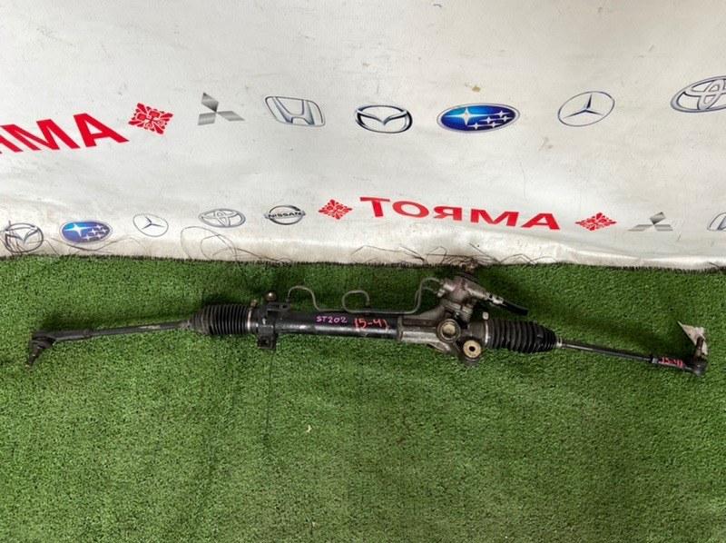 Рулевая рейка Toyota Carina Ed ST202