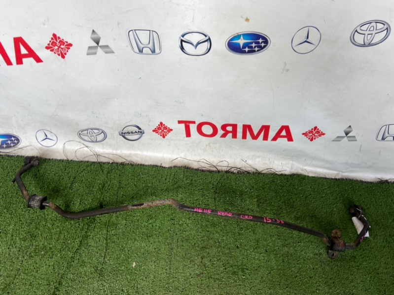 Стабилизатор Toyota Carib AE115 задний