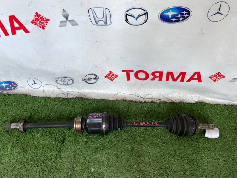Привод Toyota Camry Gracia SXV20 передний правый