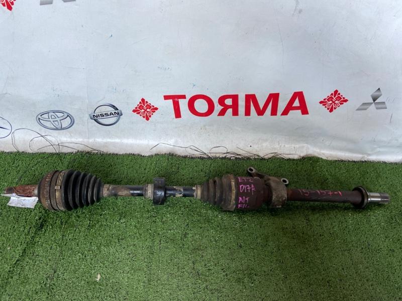 Привод Honda Civic EU2 передний левый