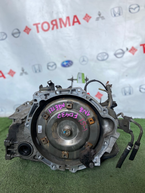 Акпп Toyota Corolla NZE121 1NZ-FE