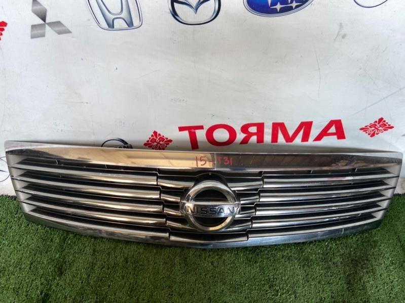 Решетка радиатора Nissan Teana J31