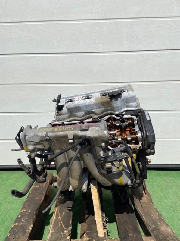 Двигатель Toyota Vista SV32 3SFE 1996.03