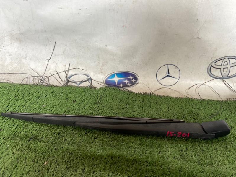 Дворник задней двери Subaru Forester SG5