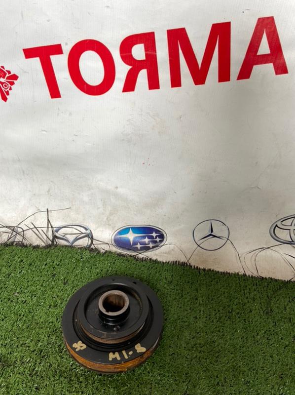 Шкив коленвала Toyota Caldina ST170 3S-FE 1999.06
