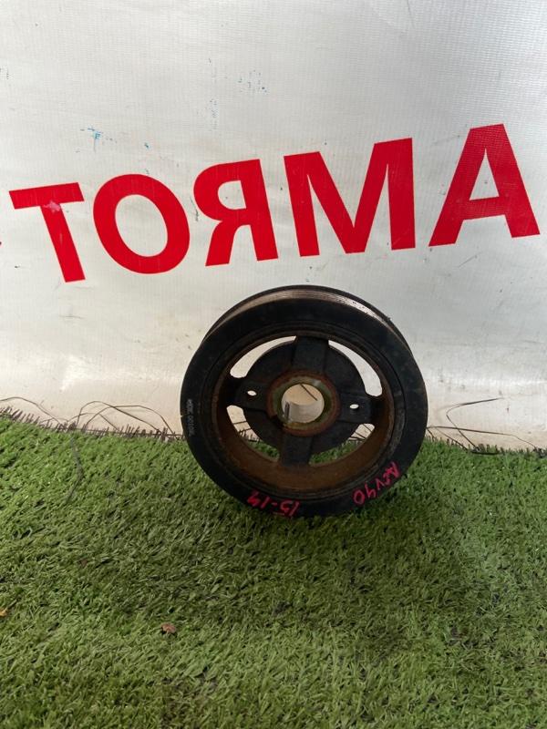 Шкив коленвала Toyota Camry ACV40 2AZ