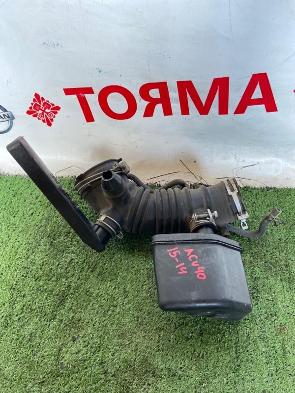 Гофра воздушного фильтра Toyota Camry ACV40 2AZ