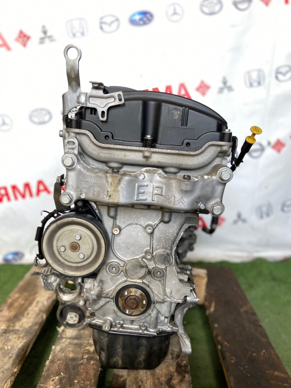 Двигатель Peugeot 308 4A EP6DT