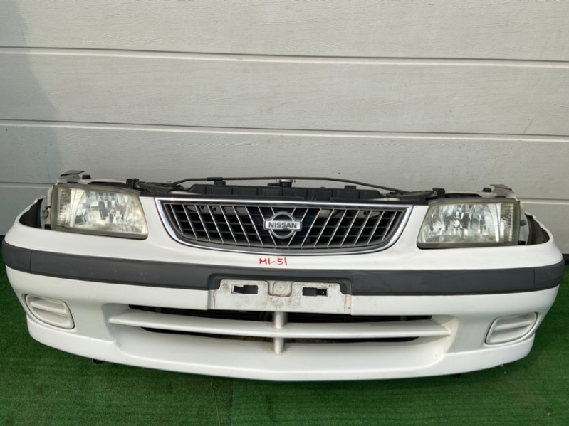 Nose cut Nissan Sunny B15