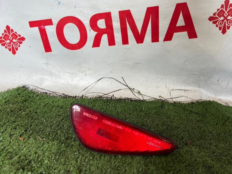 Катафот в бампер Nissan Cefiro A33 задний левый