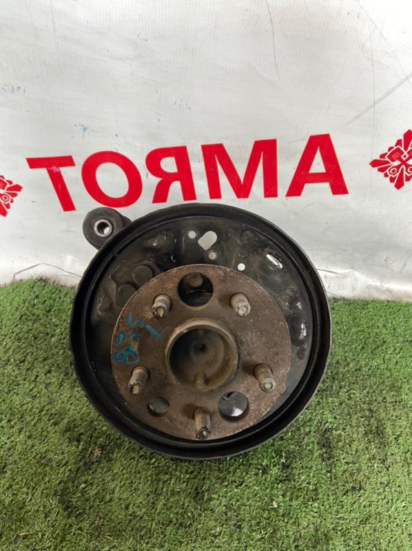 Ступица Toyota Caldina AT190 7A задняя левая