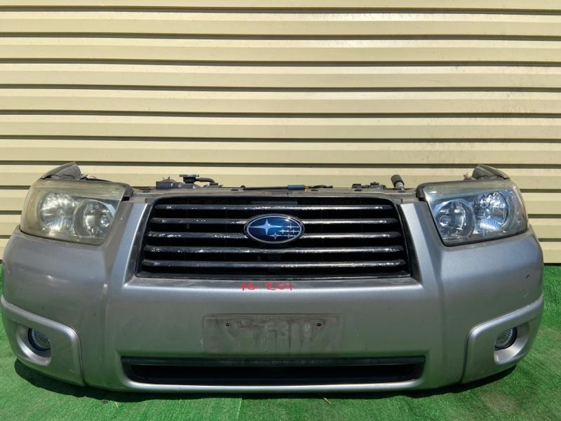 Nose cut Subaru Forester SG5