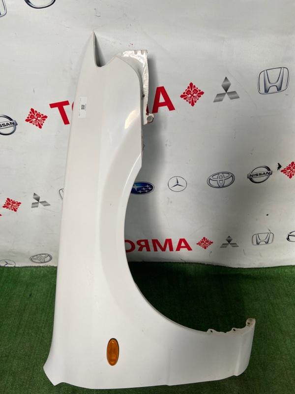 Крыло Mazda Familia BJ3P переднее правое
