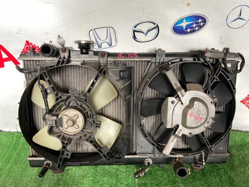Радиатор основной Mazda Familia BJ3P