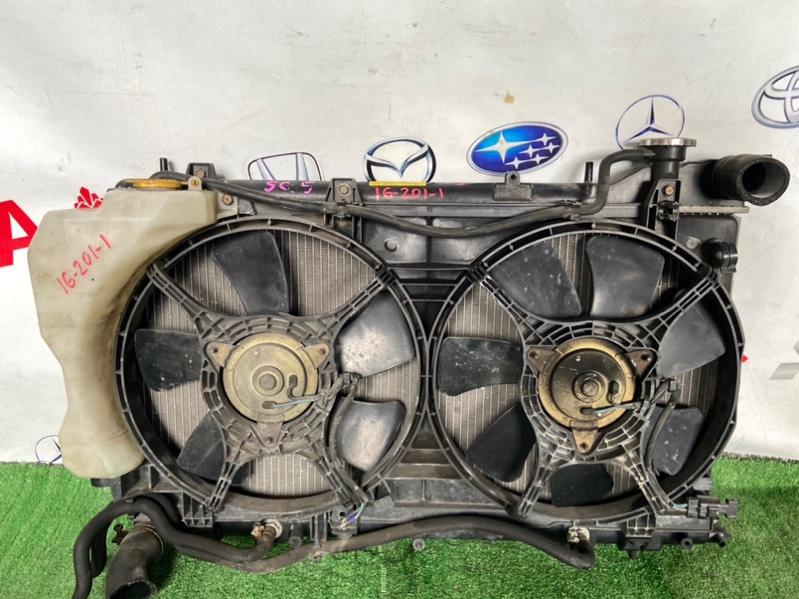 Радиатор основной Subaru Forester SG5