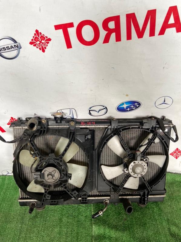 Радиатор основной Mazda Premacy CP8W