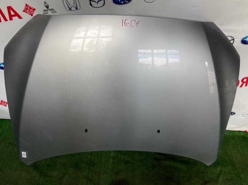 Капот Mitsubishi Lancer X CX1A