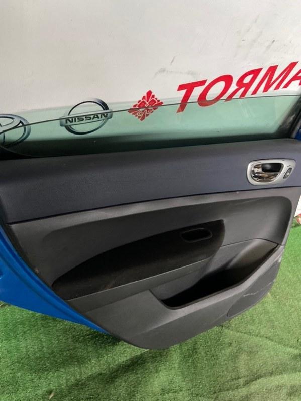 Стеклоподъемник Peugeot 307 307 T5NFU 2003 задний левый