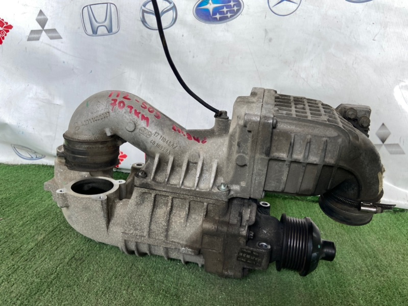 Компрессор - турбина Mercedes Clk-Class C209 M271